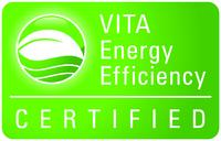 Fig. 1 VITA furnaces with certified energy efficiency: economic use, sustainable production