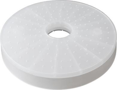 Die patentierte Vakuumfassfolgeplatte aus Polypropylen ermöglicht einen sauberen, blasenfreien Andockvorgang