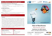 [PDF]  Flyer Ideenmarkt spezial Best of Beethoven