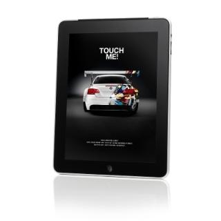 Das BMW Magazin als iPad Applikation