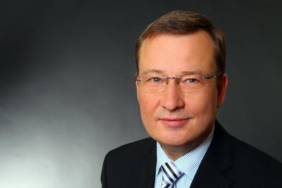 """""""Die E-world ist ein zuverlässiger Gradmesser für die Akzeptanz unserer Lösungen und Produktideen im Markt"""", betont Thomas Rühl, Vorstandsvorsitzender von CURSOR. Foto: A. Rahn / CURSOR"""