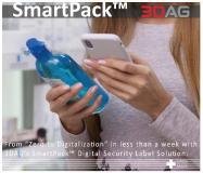 SmartPack™ by 3DAG - Digital Security Label Solution