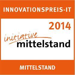 INNOVATIONSPREIS IT 2014 Logo