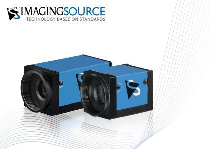 Vier neue GigE- und USB-3-Industriekameras mit Sonys 20 MP IMX183-Sensor