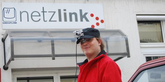 Abfahrt in Braunschweig bei Netzlink