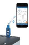 Die NORDCON APP und der NORDAC ACCESS BT – eine mobile Inbetriebnahme- und Servicelösung für alle NORD-Antriebe