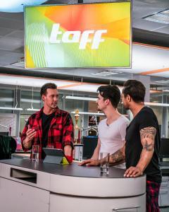 Torben Platzer bei TAFF