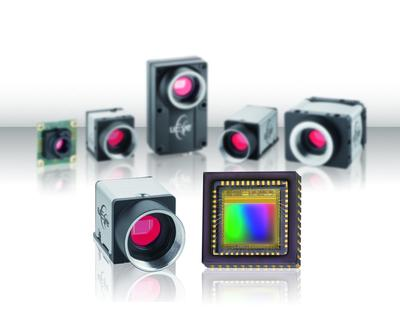 New e2v CMOS technology for IDS USB 2.0, USB 3.0 and GigE cameras