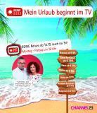 Neue Kooperation: CHANNEL21 und REWE Reisen gemeinsam im TV