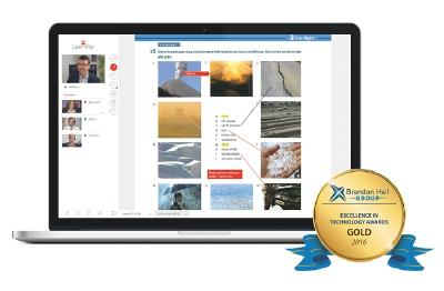 Learnship gewinnt Gold bei den 2016 Brandon Hall Group Excellence Awards in Technologie