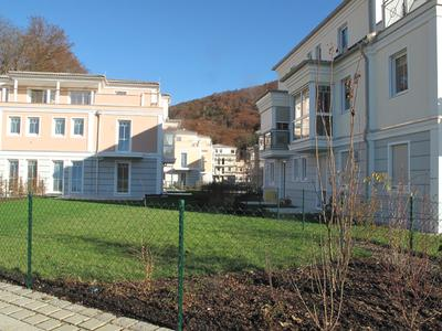 Cassco builds housing area in Salzburg with smoke and heat exhaust systems of SIMON RWA Systeme GmbH