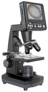 BRESSER Junior: LCD-Schülermikroskop 40x - 1600x