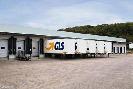 Gls Germany Sechstes öko Depot Am Netz General Logistics Systems