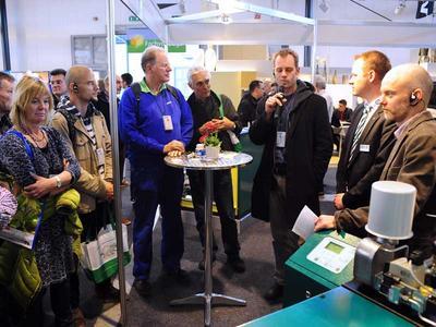 Themenspezifische Messerundgänge mit Energieexperten 2013 © Solar Promotion GmbH