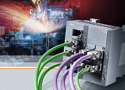 Ethernet via two-wire cabling for new and existing systems