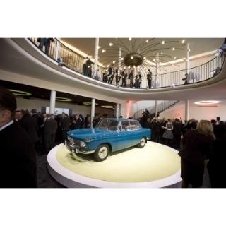 """Festakt """"Meilensteine der Freude. BMW auf dem Weg in die Zukunft"""""""