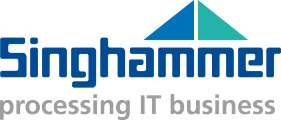 Singhammer-Logo processing IT business