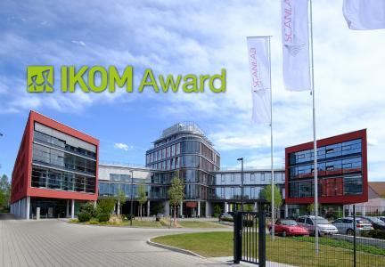 SCANLAB erhält IKOM Award 2020