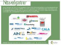 [PDF] Partner des Netzwerks