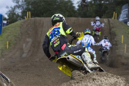 Suzuki Motocross Teams fly Stateside for new USGP
