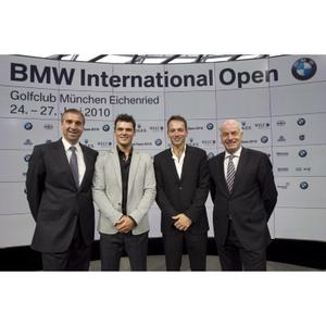 BMW International Open 2010: BMW extends German commitment until 2014