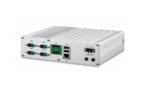 Neu bei BRESSNER: Lüfterlose Embedded Computer im Kleinformat
