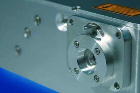 Das Titan UV Lasersystem von DPSS Lasers Inc. liefert bei 355nm Leistungen bis zu 5 Watt und ermöglicht eine schnellere Markierung und Materialbearbeitung als bisherige Systeme.