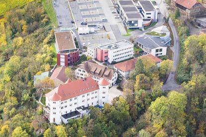 Die Hohenstein Institute in Bönnigheim sind ein international tätiges Forschungs- und Dienstleistungszentrum für die gesamte textile Kette und artverwandte Branchen © Hohenstein Institute