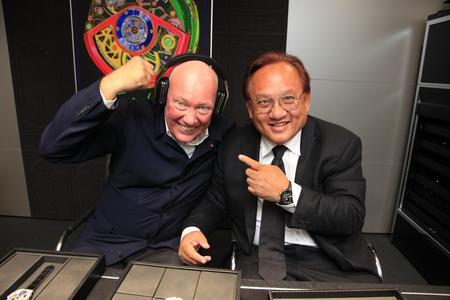 Jean Claude Biver, Hublot Noel Lee, Monster