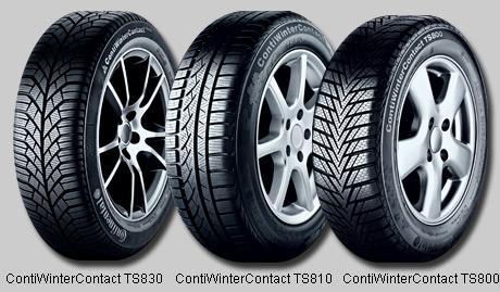 Conti Winter Contact TS830 / Conti Winter Contact TS810 / Conti Winter Contact TS800