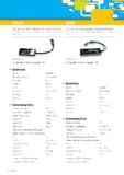 Memorysolution Product-Guide - Ausschnitt aus dem Katalog