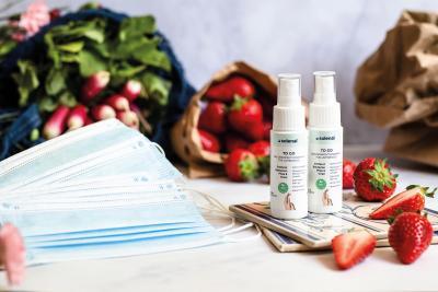 Ökologische Desinfektionsmittel wie Solenal wirken besser und schonen Mensch, Tier sowie Umwelt