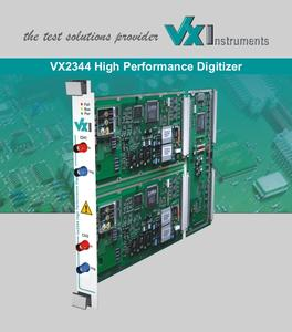 VX2344 High Performance Digitizer