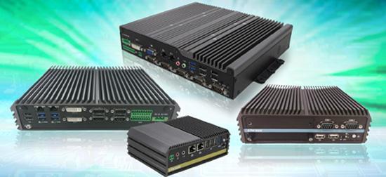 Embedded-PC´s mit Skylake CPU