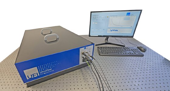 GLACIER-123: UFI's reflecto- and loss meter to characterize high-reflective (low-loss) laser optics