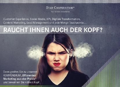 Das neue Marketing-Kompendium der STAR COOPERATION ist da!