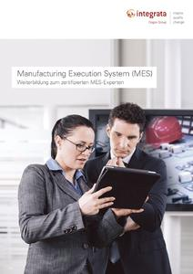 Cover Manifacturing Execution System (MES)