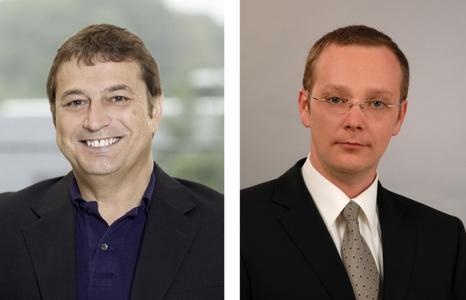 Karl Hoffmeyer - Senior Channel Sales Manager D-A-CH, Comodo Security; Christian Nowitzki - Geschäftsführer Intellicomp GmbH