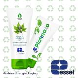 Platina and Green Maple Leaf lamitubes from Essel Propack, to Strive the Vision 'Every Single Tube Made by Essel is Recyclable'