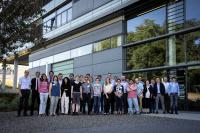 Project consortium at the kick-off meeting, summer 2019