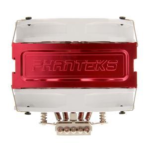 PHANTEKS PH TC14CS CPU Kühler rot