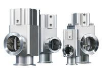 Die Hochvakuum-Eckventile der XL-Serie: Jetzt auch mit hitzebeständigem Signalgeber für die Hochtemperaturausführung, wahlweise mit Elektromagnetventil und austauschbarem Faltenbalg (Foto: SMC Deutschland GmbH)