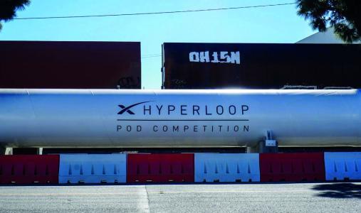 In nur 30 Minuten von Berlin nach München zu reisen, kann mit dem revolutionären Hochgeschwindigkeitstransportsystem Hyperloop Wirklichkeit werden