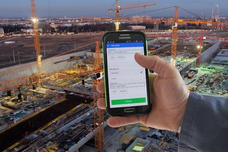 Betriebsmittel im Blick mit der neuen S-Anywhere App