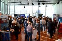 Gut besucht: Die Ausstellung der ROBOTER 2020 / Quelle: DVS Media