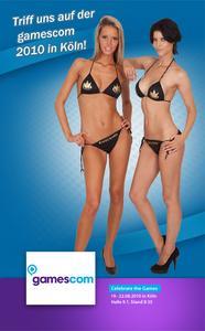 Gamecom 2010   Bikini Girls von Caseking