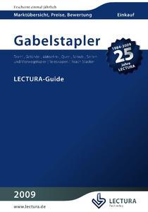 Cover Gabelstapler 2009