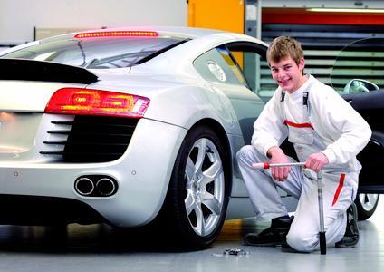 Der Neckarsulmer Arbeitgeber Audi steht bei den Ingenieuren an erster Stelle der Beliebtheitsskala