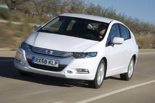 Honda Insight meistverkauftes Fahrzeug in Japan