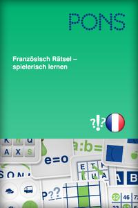 PONS Rätsel App Französisch